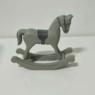 Small Rocking Horse deco