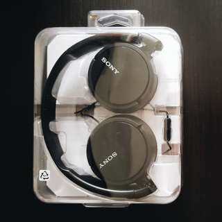 Sony MDR-ZX110AP Stereo Headphones