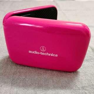 Audio Technica Portable Speaker Bright Pink