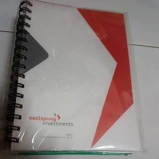 Planner/Notebook