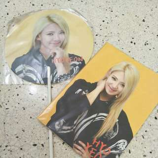 Official Girls Generation HyoYeon Set
