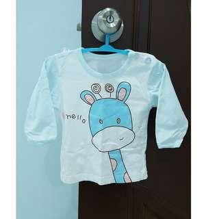 Baby Pyjamas 0-6m