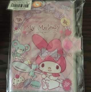 Brand new My Melody passport holder