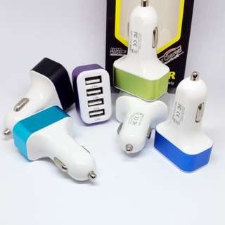 Car Charger - Charger Mobil Warna high quality