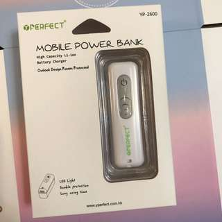 Mobile Power Bank 移動電源