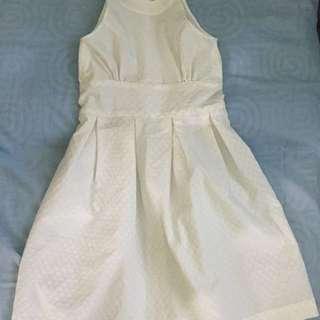 White dress(medium)