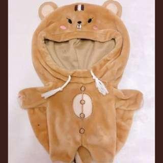 flying squirrel clothing
