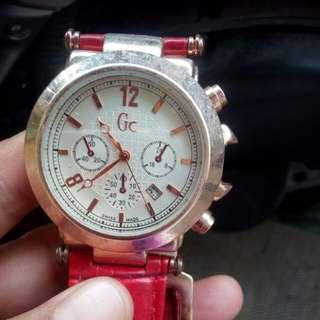 Jam tangan GC Kw