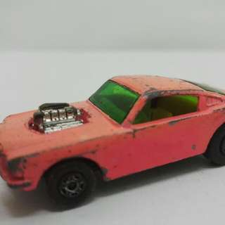 Wildcat Dragster Matchbox Superfast Lesney