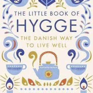 The Little Book of Hygge : The Danish Way to Live Well  3.72 (21,350 ratings by Goodreads) Hardback English By (author)  Meik Wiking