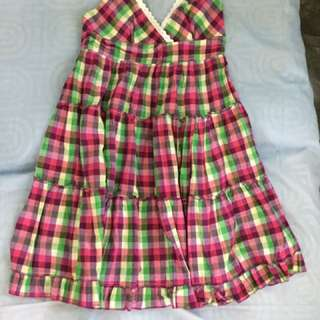Dress(fit to small to medium)