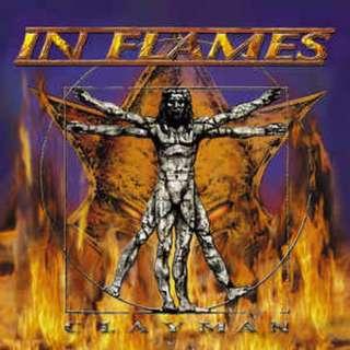 In Flames Clayman cd