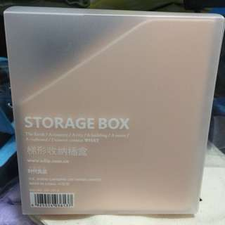 Small storage box