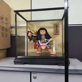 1975 Japanese Samurai Doll