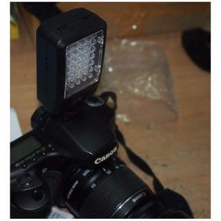 LED Speed light for selfie ,video and macro