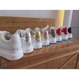 Alexand*r McQueen小白鞋