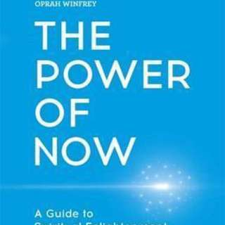 The Power of Now : A Guide to Spiritual Enlightenment  4.11 (121,548 ratings by Goodreads) Paperback The Power of Now English By (author)  Eckhart Tolle