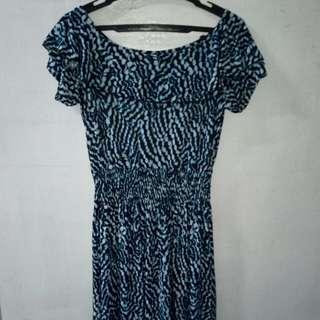 Longback Offshoulder Dress