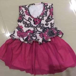 Baby tutu dress