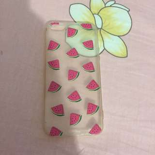 Watermelon Clear Case for iPhone 5 5g 5s 5se 5c