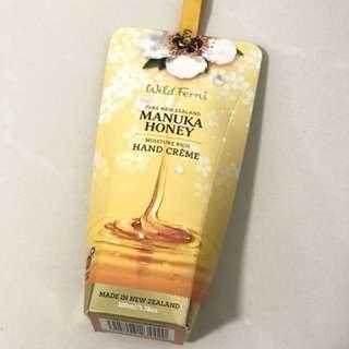 Manuka Honey Hand Creme