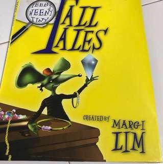 Tall tales hard copy