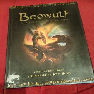 Beowulf: coffee table book
