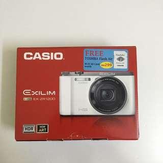 Casio Exilim HS EX-ZR1200