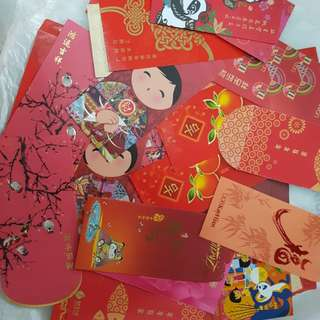 Red Packets  (Assorted)