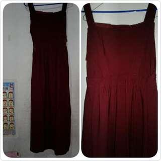 Overall/Long Dress