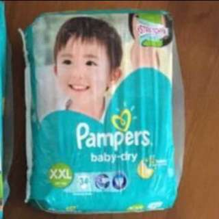 BN Pampers Tape XXL