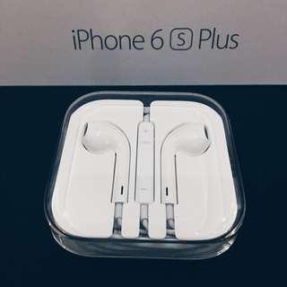 Original Apple Earpods w/ 3.5mm Headphone Plug