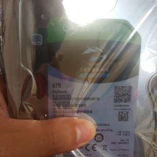 6tb 3.5 inch Seagate Hard Disk Drive HDD