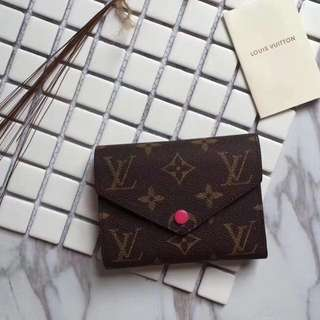 LV victorine Small Wallet