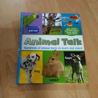 Animal Talk - Hardcover