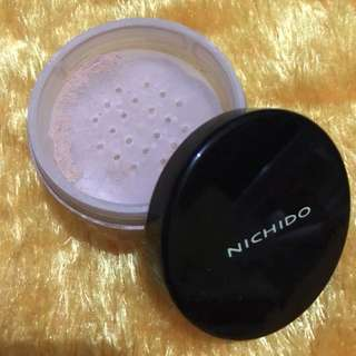 Nichido final powder So Natural