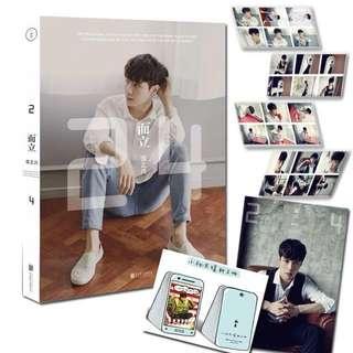 張藝興 EXO Lay 寫真書 自創書 24而立 贈品全齊