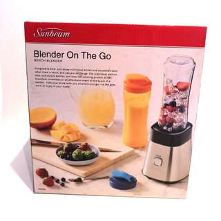 NEW SUNBEAM Blender on the go