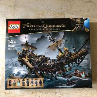 Lego Silent Mary Pirates of the Carribean Original 71042