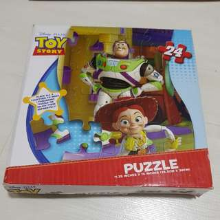 Toy Story Puzzle for Kids