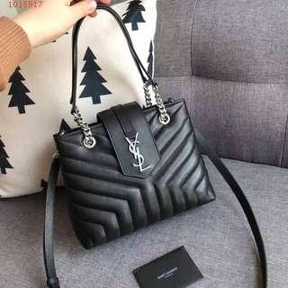 YSL quilted Shoulder Bag