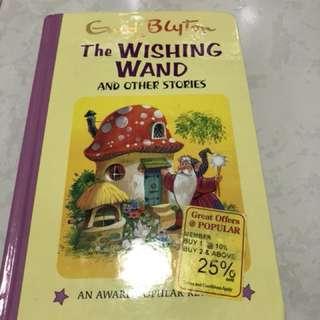 Enid Blyton - The Wishing Wand