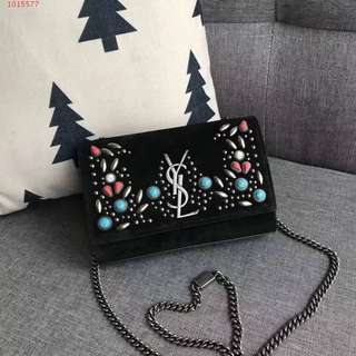 YSL Chained bag