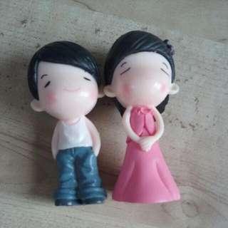 Couple Figurines