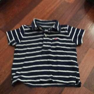 Carters boy shirt