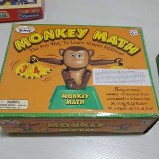 Monkey Math Learning for Kids