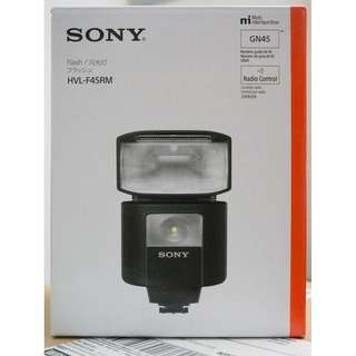 (NEW) Sony HVL-F45RM