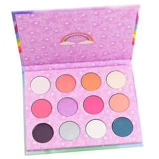 Colourpop My little pony palette