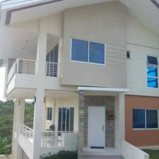 Rfo house lot in linao talisay
