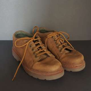 Vintage G.H. Bass & Co. Brogues